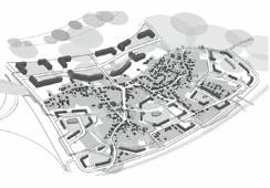 Physical Development of Mičevec and Urban Design of One of its Parts