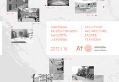 Faculty of Architecture Yearbook 2015/16