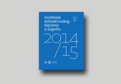Faculty of Architecture Zagreb Yearbook 2014/15
