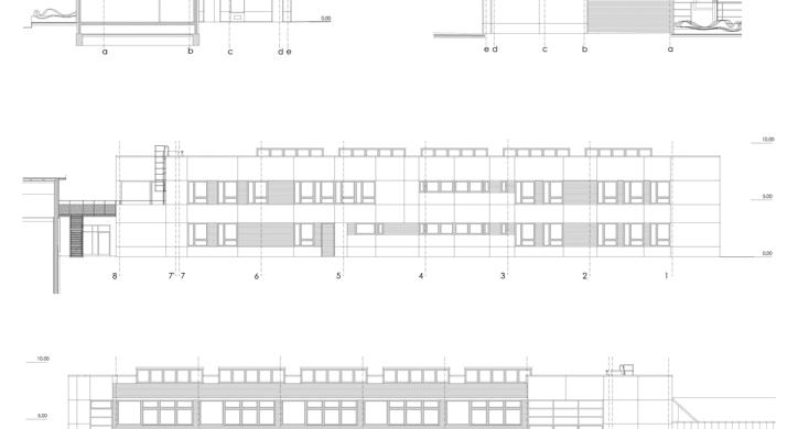 Reconstruction, Upgrade and  Construction Extension of the School, Primary School Vladimir Nazor,  Zagreb, Remete